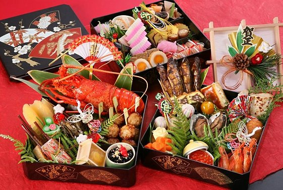 Tasty New Year S Cuisine In Japan Prince Edward Island Culinary Adventures Talk To The Chef