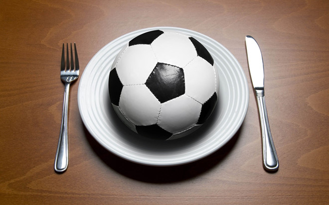 Special Diet for Football Players