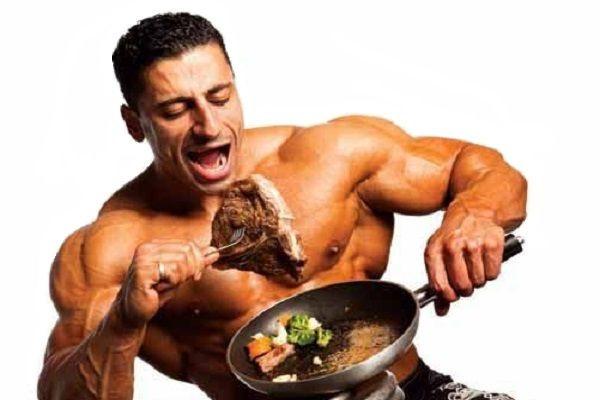 Eating Habits of Professional Bodybuilding Athletes