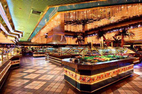 Culinary Battle between Casinos in Las Vegas