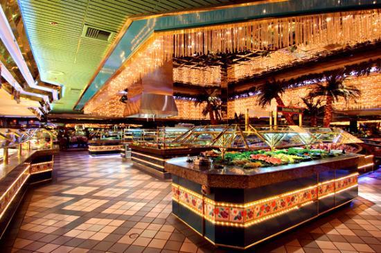 Culinary Battle between Casinos in Las Vegas