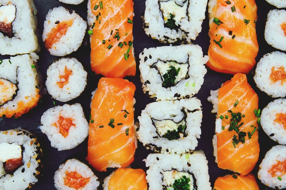 Is Sushi Healthy for Your Performance?