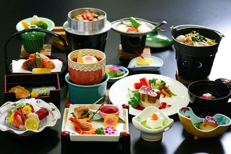 5 Typical Dishes of Japanese Cuisine
