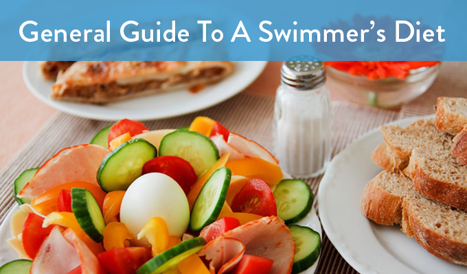 Healthy Eating Plan for Swimmers (part 1)