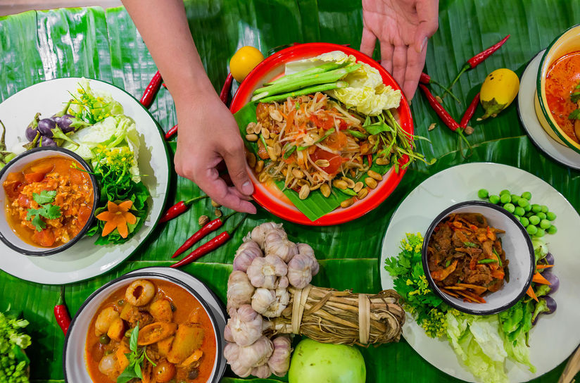 All about Thai Cuisine