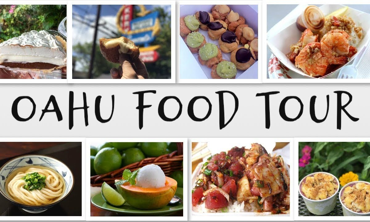 Top eight food adventures that you should not miss when visiting the USA (part 1)